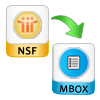 nsf to mbox