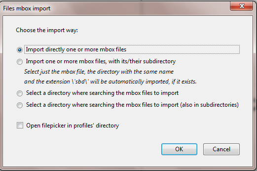 import mbob file